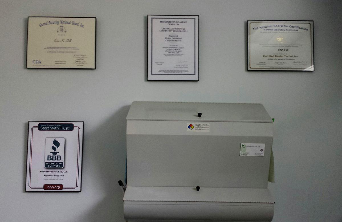 Certificates Images